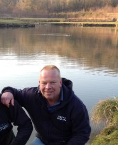 Fishery Owner Chris Openshaw